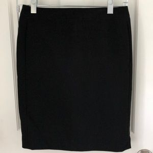 J Crew pencil skirt (lined)